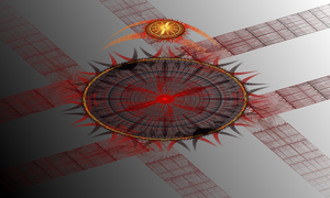 Cardinal Compass by Zombie-Killer