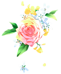 Flores [PNG Random] 1 by Keary23