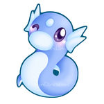 Dratini v2 by Clinkorz