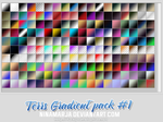 Gradient pack #1 by Ninamarja