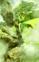 Greatest Earthbender by RacoonFactory