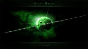 GreenHorns by ChrisCold