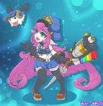 [LOL]officer Lulu by JeRuStar