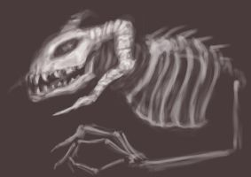Skeleton creep by nutJT
