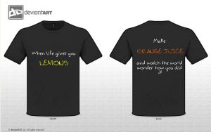 Original Quotes Challenge Lemons by rikuisthebest