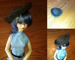 Doll Hat by Aretemc