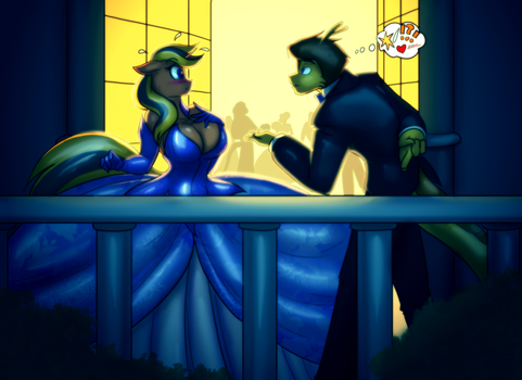 LS-CM, May I Have This Dance? by Toughset