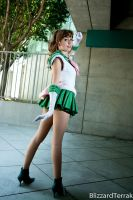 AX14 - Sailor Jupiter by BlizzardTerrak