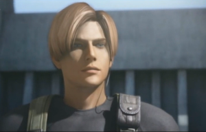 Leon_Kennedy by DX17