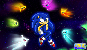 Sonic Colours by BlueRoseAngel15