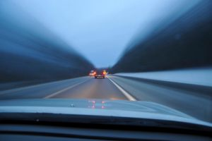 Driving on the Highway by photographerAndrew