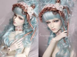 Soft Mint Chocolate II by Sarqq