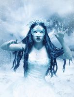 The Ice Queen by krissybdesigns