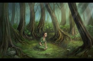 Green by Maarchal