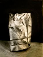 Brown Paper Bag by palebluedotresident