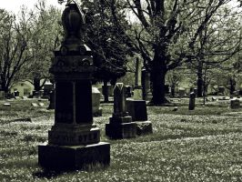 Cemetary XL by Baq-Stock
