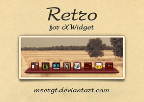 Retro Dock by msergt