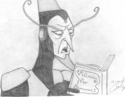 Shhh. The Monarch is reading by British-Hitler