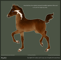 #5267 EE Tycherius (FD) by OpalSkye