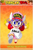 Dragon Ball - Arale Norimaki by DBCProject