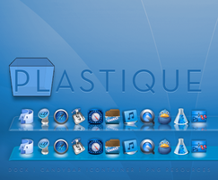 plastique by hotiron