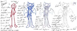 .:HOW I DRAW:. by NightSaber