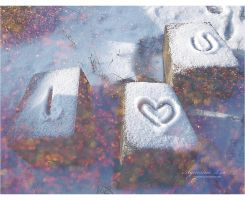 winter love. by magnesina