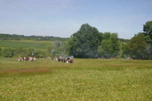 Battle of Monmouth 14 by uglygosling