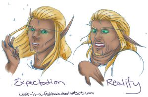 Expectaction VS Reality by lost-in-a-fishbowl