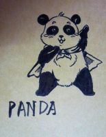 P for Panda! by selenaloong