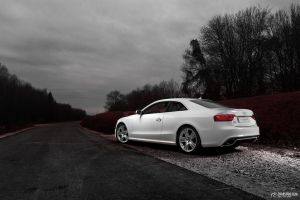 Audi RS5 Coupe Suzukagrey - 2 by mystic-darkness