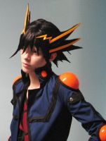 Yusei Fudo Cosplay Preview by Malindachan