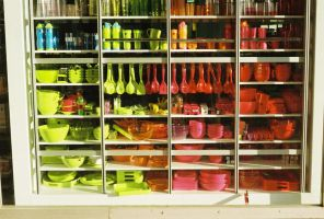 Colorful utensils by KofolaCitrus