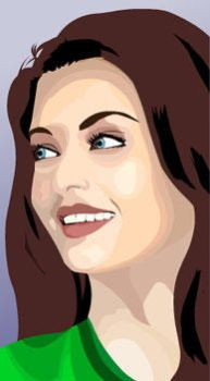 Vector Art - Babe 1 by rames