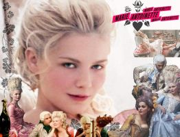 Marie Antoinette Collage by miserychick2602