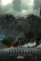 Transformers 4 Lockdown Movie Poster by cbpitts