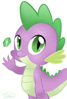 Spike by steffy-beff