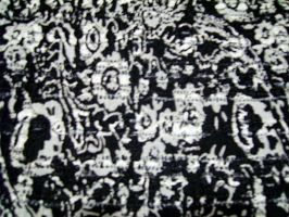 Black and White Pattern 2 by juniper-stock