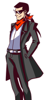 Human Sissel by ToyboxOfCool