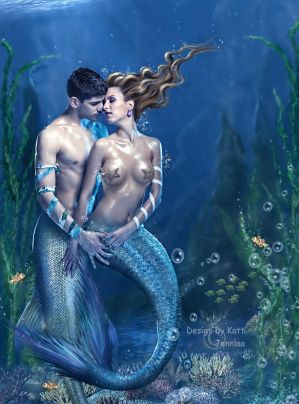 Mermaid's Kiss by JennLaa