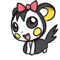 Request: Emolga by Lerara