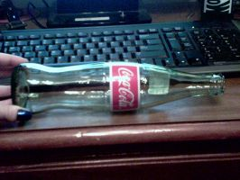 FOR SALE: Original Coke-A-Cola Bottle by SupernovaSword