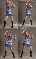 Flower Power2 by faestock