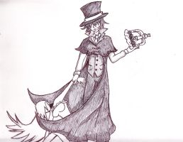 Jack The Ripper by Dante6499