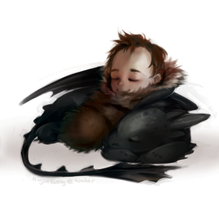 HTTYD: Same-Aged Friends by ah-bao