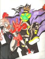 Bluntman and Chronic by J0-JO