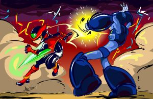 MMX: The Beginning and the End by SkipperWing