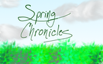 Spring Chronicles - SIBFR Divider Card by VampireQueenEffeffia