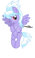 Cute Cloudchaser by AgnessAngel