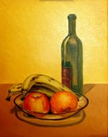 Still life by Espritsolaire